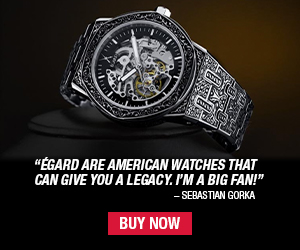 Egard Watches - Buy Now