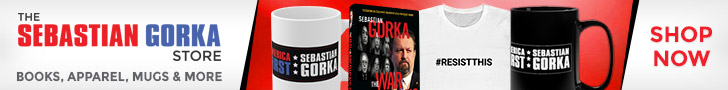 The Sebastian Gorka Store - Books, Apparel, Mugs and More - Shop Now